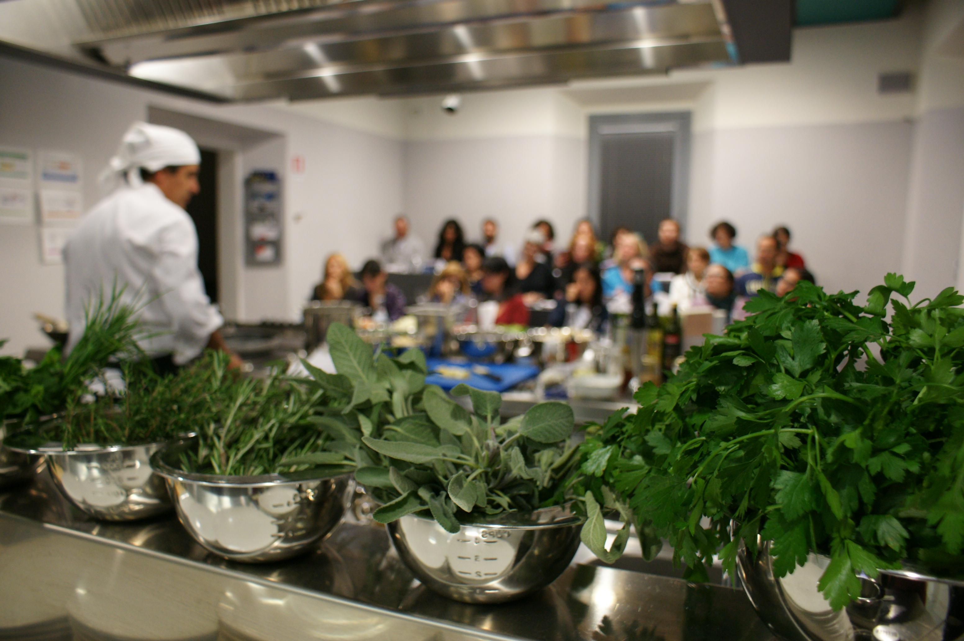 Cucina didattica for Strumenti di cucina